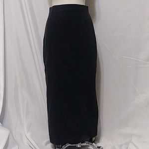 NY&Co Gray Ankle Pencil Skirt
